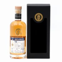 MCCALLUM Allt-A-Bhainne 10 Years White Burgundy Finish Single Cask