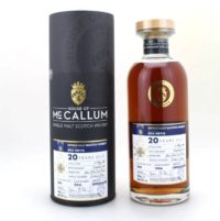 MCCALLUM Ben Nevis 20 Years Aloxe Corton Cask Finish