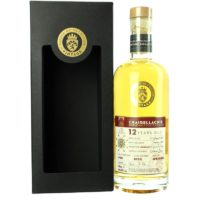 MCCALLUM Craigellachie 12 Years Meursault Finish Single Cask