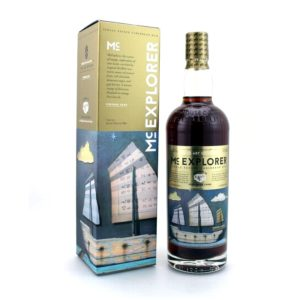 MCCALLUM Mc Explorer Single Estate 2009 Carribean Rum Port Finish2