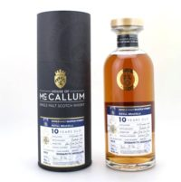 MCCALLUM Royal Brackla 10 Years Aloxe Corton Cask Finish