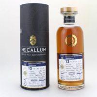 MCCALLUM Teaninich 12 Years Cote de Nuits Cask Finish