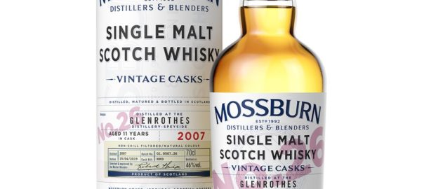 MOSSBURN Glenrothes 2007 11 Years No. 26
