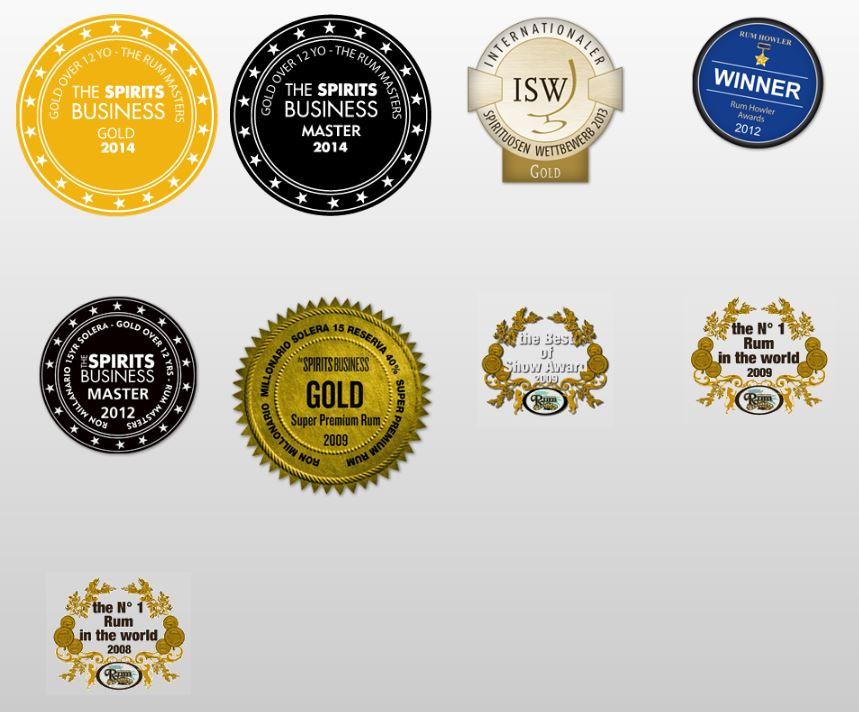 Millonario XO Awards