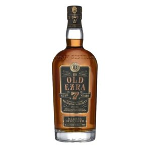 OLD EZRA Bourbon 7 Years