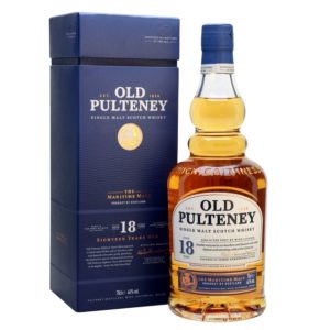 OLD PULTENEY 18 Years