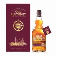 OLD PULTENEY 1983 33 Years Limited Edition
