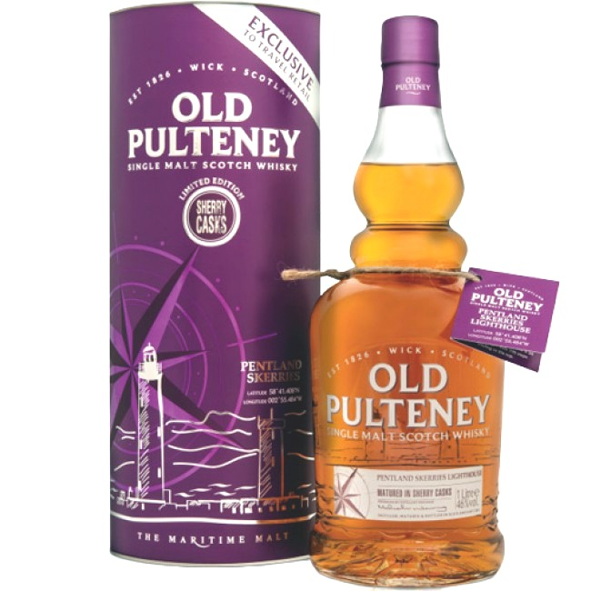OLD PULTENEY Pentland Skerries