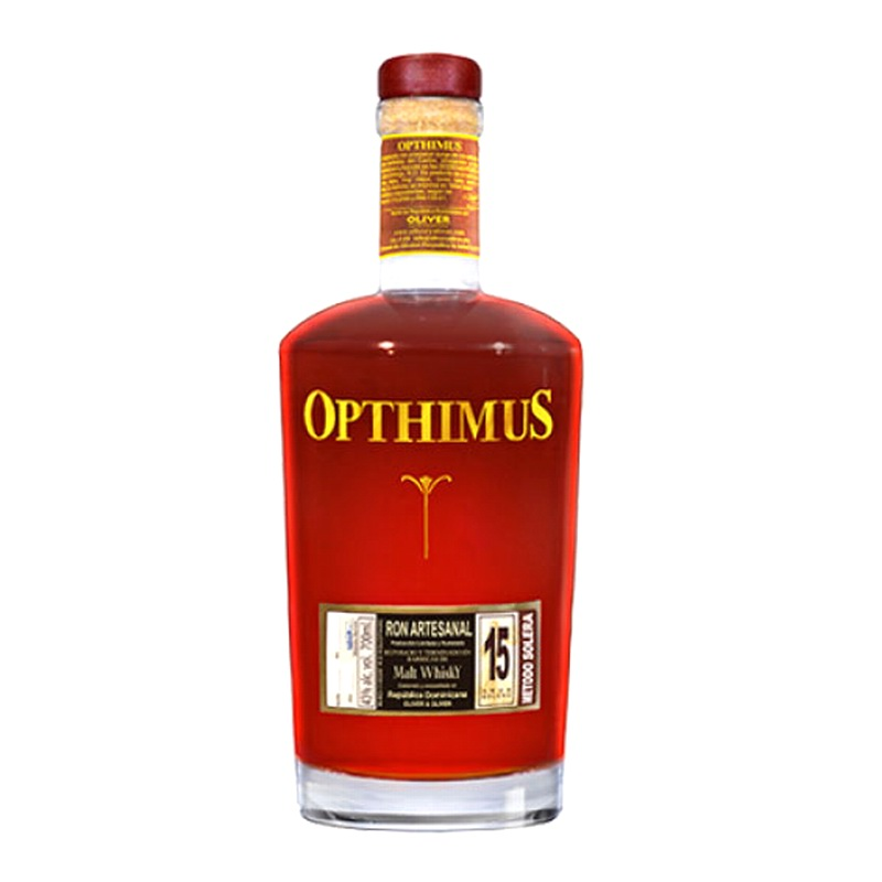 OPTHIMUS 15 Years Single Malt Finish
