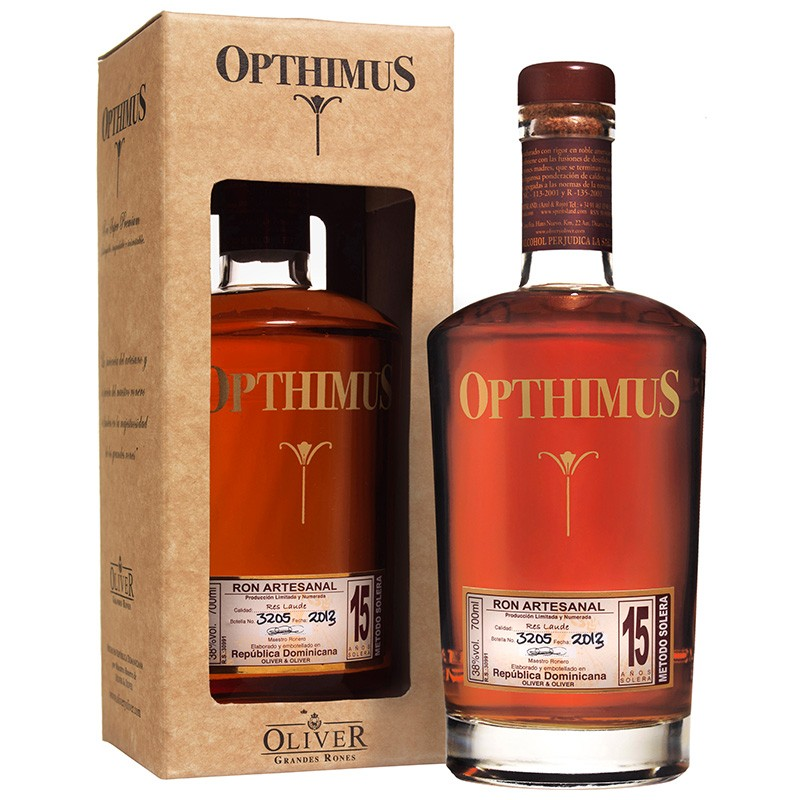 OPTHIMUS 15 Years