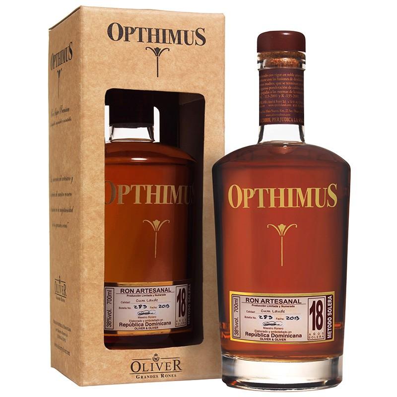 OPTHIMUS 18 Years