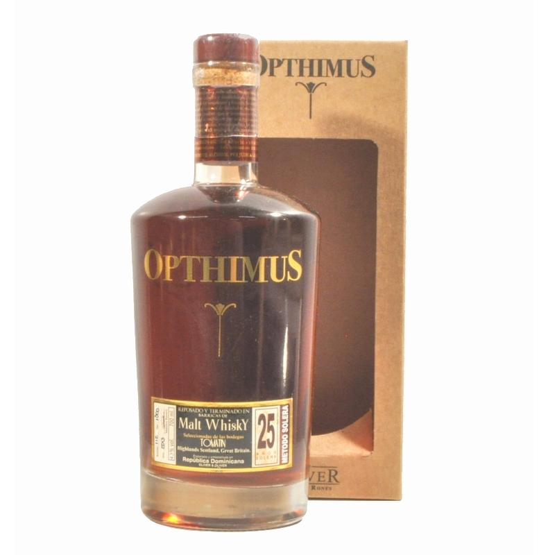 OPTHIMUS 25 Years Whisky Finish