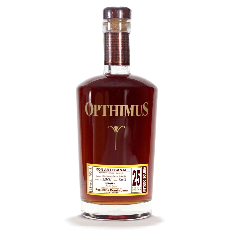 OPTHIMUS 25 Years Port Finish