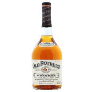 OLD POTRERO 18th Century Style Whiskey Rye