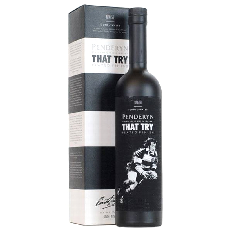 PENDERYN Icons of Wales That Try