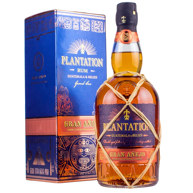 PLANTATION Guatemala and Belize Gran Anejo