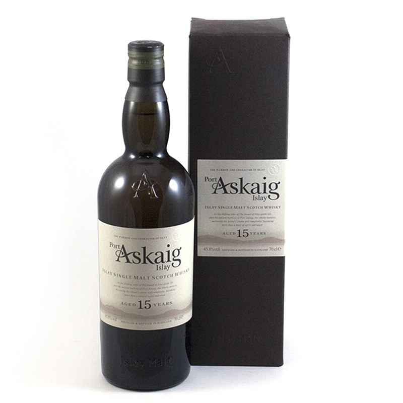 PORT ASKAIG 15 Years