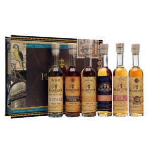 Plantation Rum Experience Box 6x10cl
