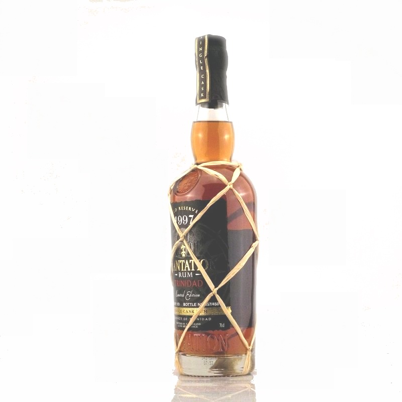 PLANTATION RUM Trinidad Vintage 1997 Single Cask