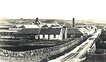 Port Ellen um 1900