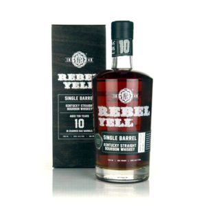 REBEL YELL 10 Years Single Barrel Bourbon