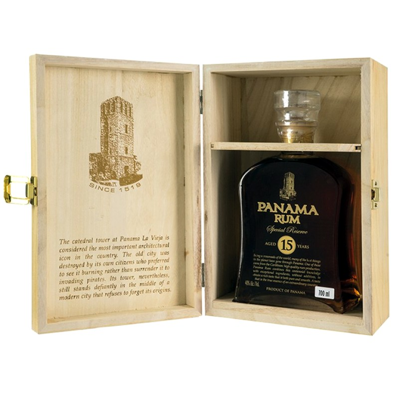 RON PANAMA Reserva Especial 15 Years