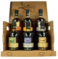 RUM NATION Bauletto Set mit 6 Rums