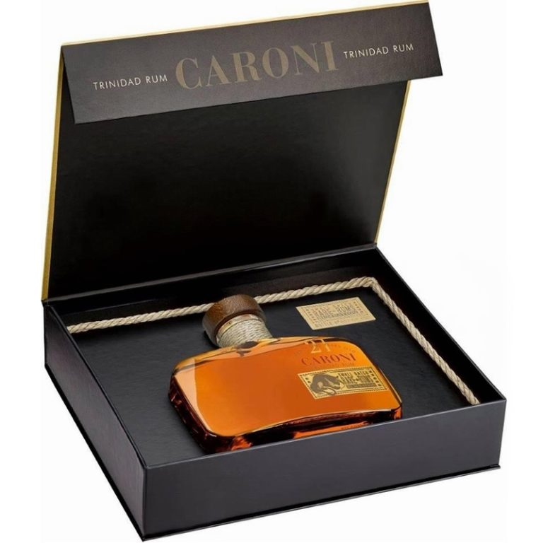 RUM NATION Caroni 21 Years