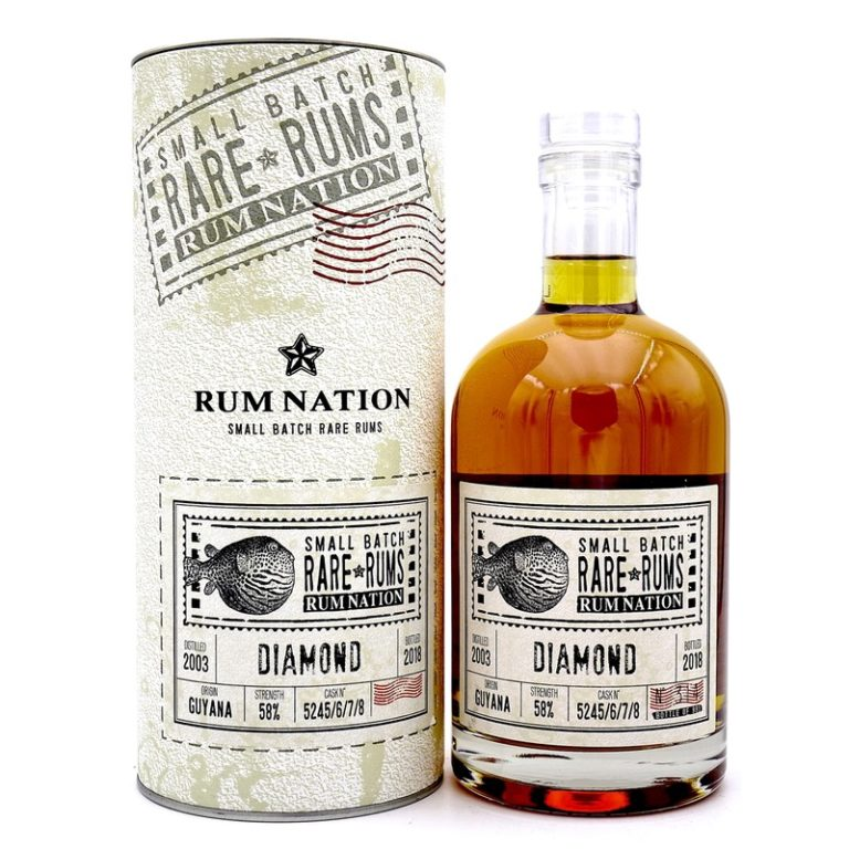 RUM NATION Diamond SXG 2003 15 Years