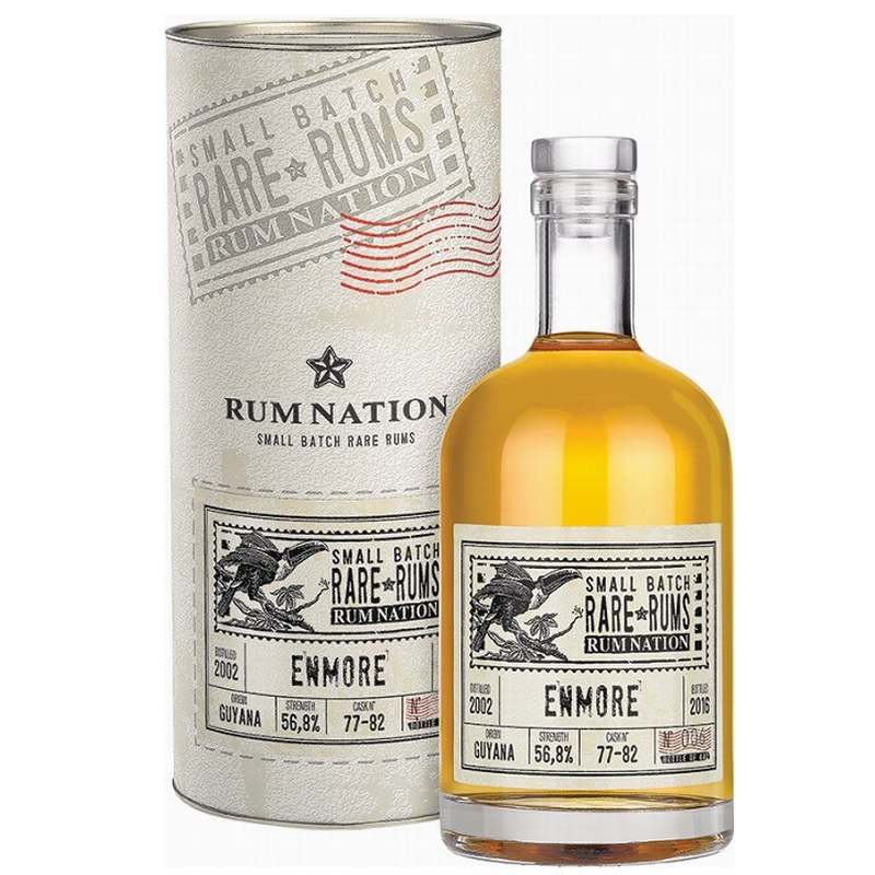 RUM NATION Enmore 2002 14 Years