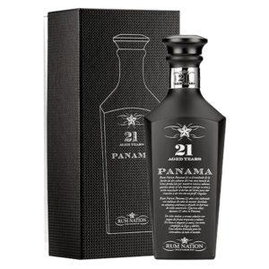 RUM NATION Panama 21 Years Black Edition