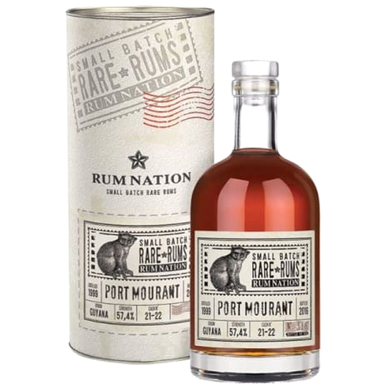 RUM NATION Port Mourant 1999 17 Years