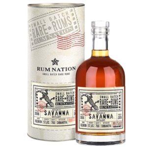 RUM NATION Savanna 2006 13 Years