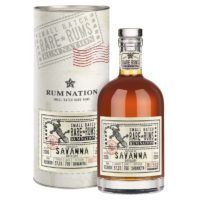 RUM NATION Savanna Traditionnel 2004 15 Years