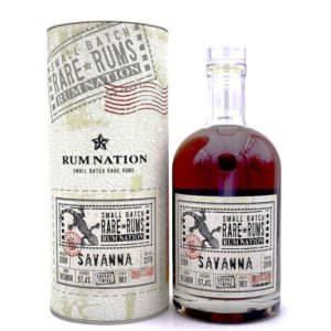 UM NATION Savanna 2008 10 Years Single Cask Sherry Finish