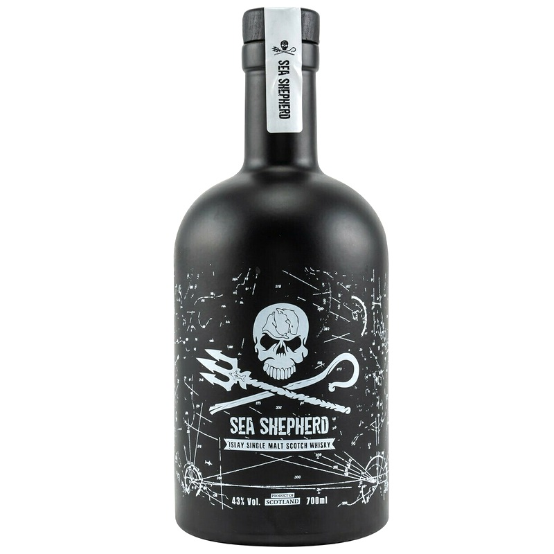 SEA SHEPHERD Islay Single Malt Scotch Whisky