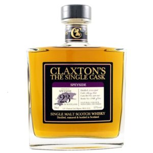 SPEYSIDE 1996 23 Years Claxton's The Single Cask 1979-005
