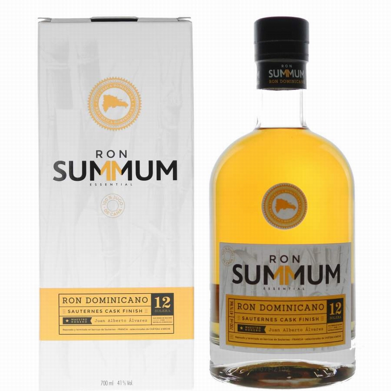 SUMMUM Solera 12 Years Sauternes Cask