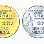 San Francisco World Spirits Competition 2017 Medals