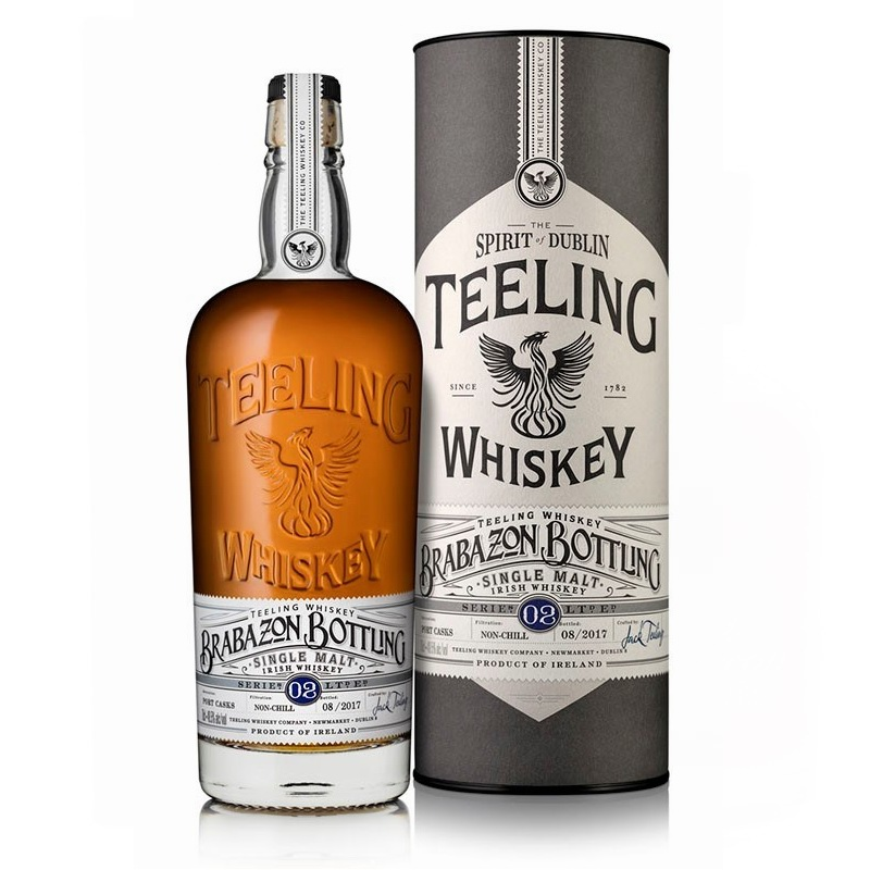 TEELING Brabazon Bottling Series 2 Port Cask