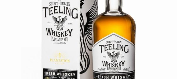 TEELING Small Batch Plantation Rum Cask