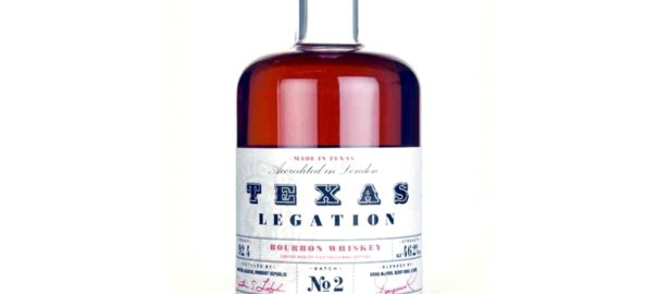 TEXAS LEGATION Bourbon Batch No. 2