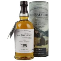 THE BALVENIE 14 Years the Week of Peat