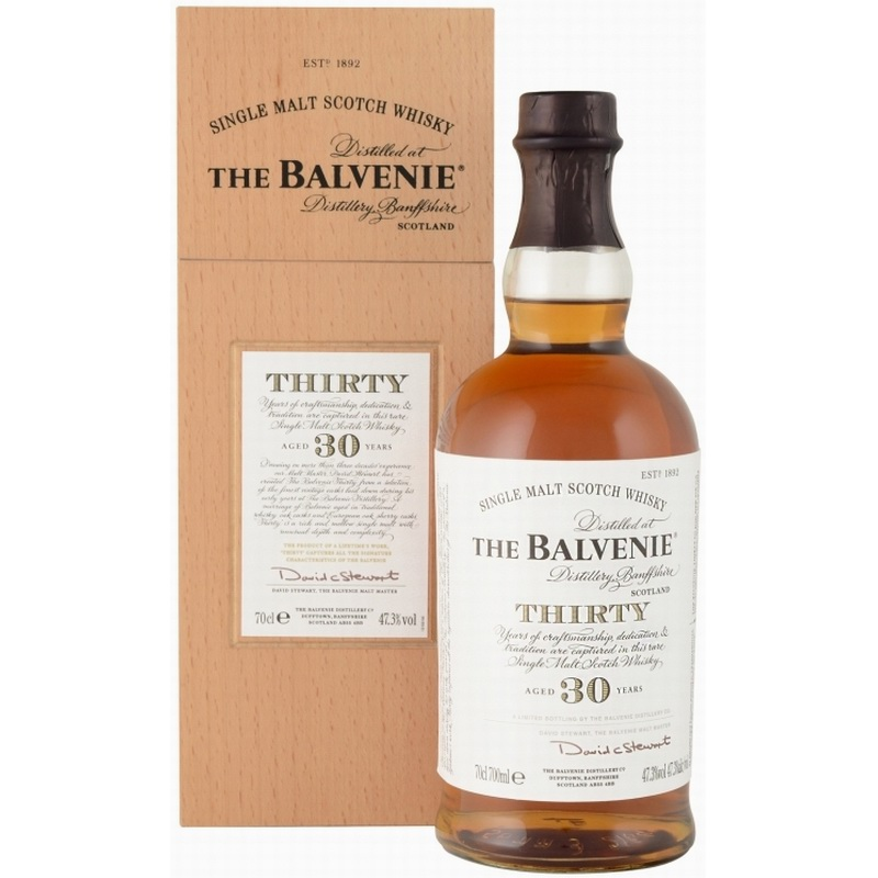 THE BALVENIE 30 Years