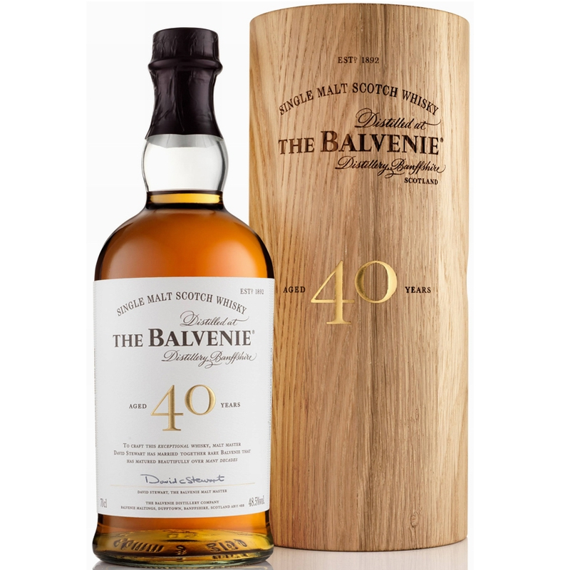THE BALVENIE 40 Years