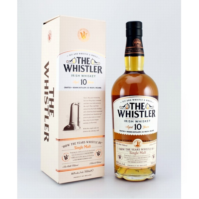 THE WHISTLER 10 Years