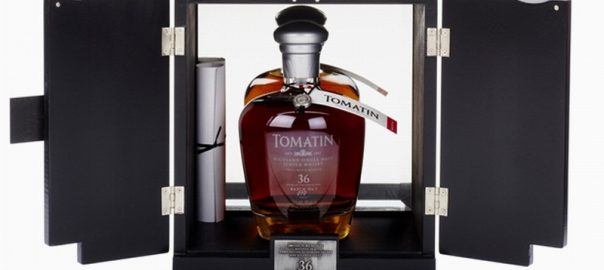 TOMATIN 36 Years Batch 1