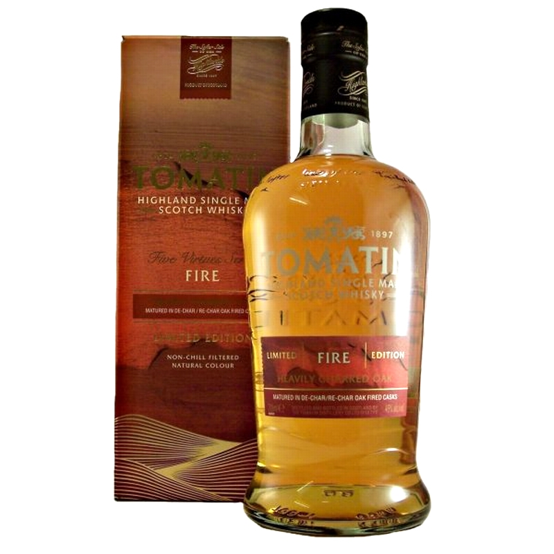 TOMATIN Five Virtues Fire