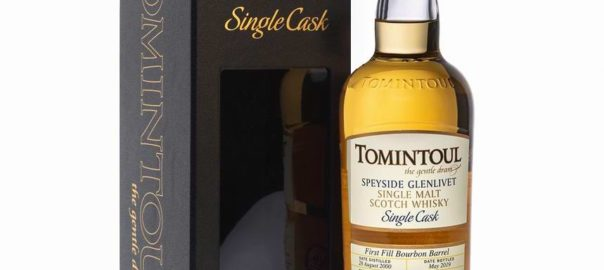 TOMINTOUL 2000 18 Years Single Cask No. FF36