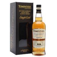 TOMINTOUL 2004 13 Years Single Cask No. OS5